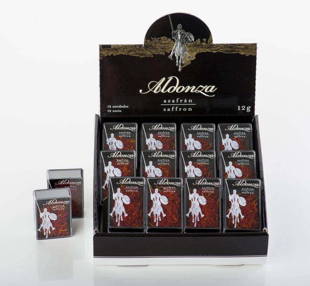 Aldonza Saffron