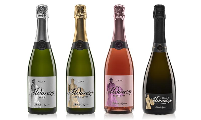 Botellas-Cava-Aldonza-Gourmet